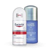 Unisex deodoranty a antiperspiranty
