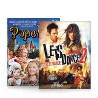 Hudobné filmy DVD