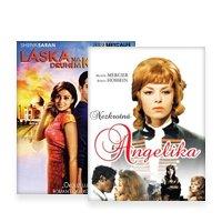Romantické filmy DVD