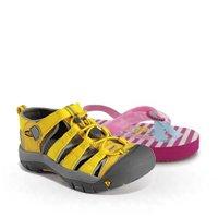 Detské sandále a šľapky