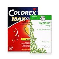 Lieky a prípravky proti chrípke a kašľu