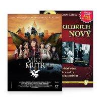 České a slovenské filmy DVD