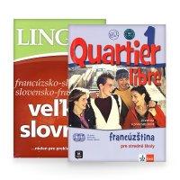 Učebnice francúzštiny