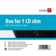 Cover It Box na 1 CD slim 25ks