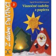 Vianočné ozdoby z papiera – DaVINCI 2