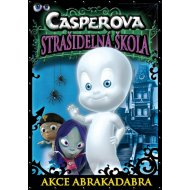 Casperova strašidelná škola - Akce Abrakadabra - DVD