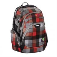 Školský ruksak JobJobber, Red District
