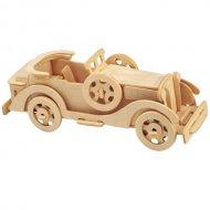 Woodcraft Drevené 3D puzzle Packard Twelve Car