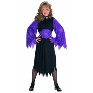Kostým Halloween pre dievčatá