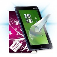 ScreenShield Acer Iconia TAB A500 Picasso - Film for display protection and voucher for decorative skin including shipp