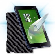 ScreenShield Acer Iconia TAB A500 Picasso - Films on display and carbon skin black
