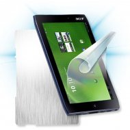 ScreenShield Acer Iconia TAB A500 Picasso - Films on display and carbon skin silver