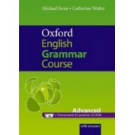 Oxford English Grammar Course Advanced with Answers
