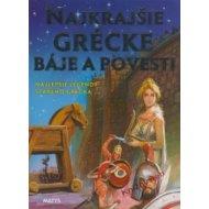 Najkrajšie grécke báje a povesti (neuvedené)