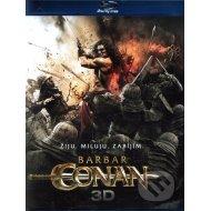 Barbar Conan 3D + 2D