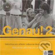 Genau! 2 (Metodická příručka pro učitele)