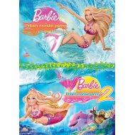 Barbie - Příběh mořské panny 1+2