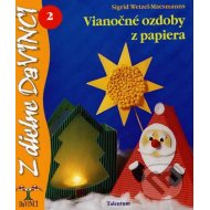 Vianočné ozdoby z papiera