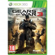 Gears of War 3 CZ XBOX 360