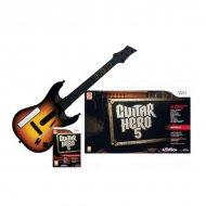 Guitar Hero 5 + gitara Wii