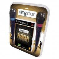 SingStar: ABBA + mikrofóny PS2