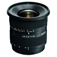 Sony A DT 11-18mm f/4.5-5.6 (APS-C, A-Mount)