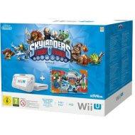 NINTENDO WiiU Basic Pack White + Skylanders Trap Team