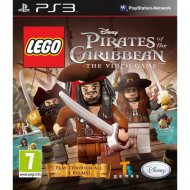 PS3 - LEGO PIRATES OF THE CARIBBEAN THE VIDEO GAME