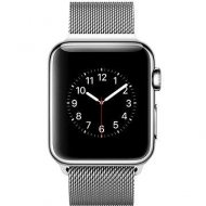Apple Watch 38mm Nerez ocel s milánským tahem (MJ322HC/A)