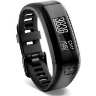 Fitness náramek Garmin vivosmart Optic Black (velikost L) (010-01955-12)