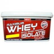 XXtreme Nutrition Maximum Whey Protein Isolate 92, 2200 g Jahoda