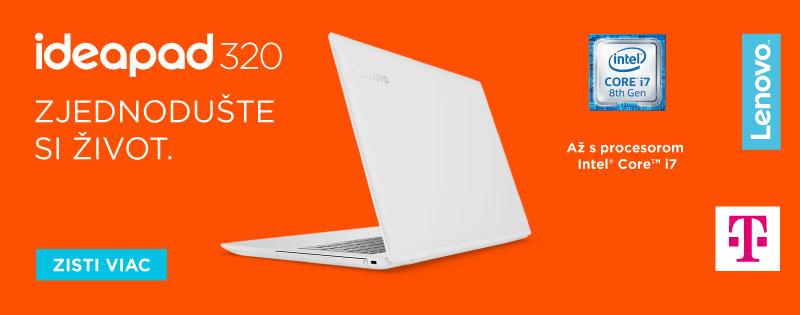 Lenovo Ideapad 320 - zjednodušte si život