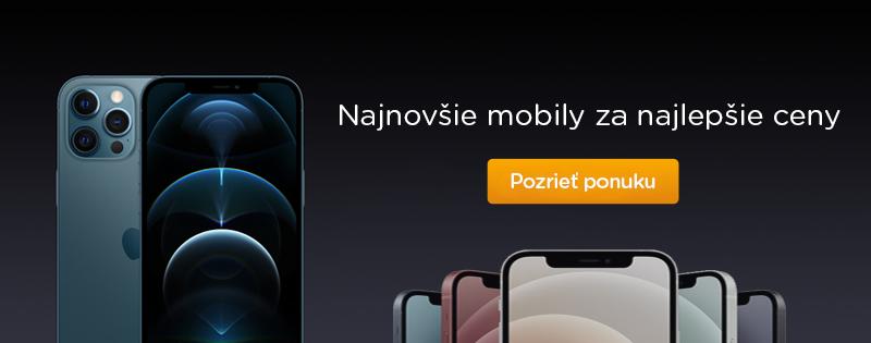 Najnovšie mobily za najlepšie ceny