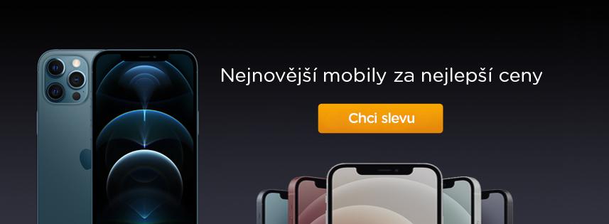 Nejnovější mobily za nejlepší ceny