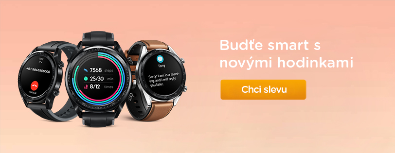 Budťe smart s novými hodinkami