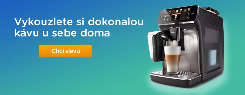 Vykouzlete si dokonalou kávu u sebe doma