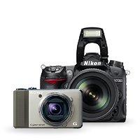 Kompaktné digitálne fotoaparáty