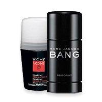Deodoranty a antiperspiranty pro muže
