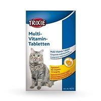Doplňky výživy a pasty pro kočky