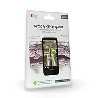 GPS mapy a software
