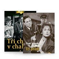 Historické filmy DVD