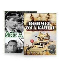 Vojnové historické filmy DVD