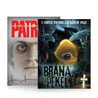 Horory, sci-fi a fantazijné filmy DVD