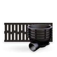 Kanalizační potrubní systém