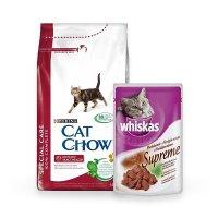 Krmivá pre mačky