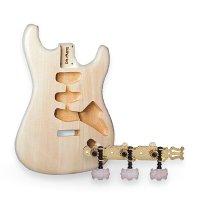Náhradné diely pre gitary a basgitary