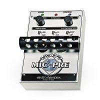 Mikrofónové predzosilňovače