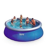Kruhové nafukovacie bazény