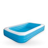 Obdĺžnikové nafukovacie bazény