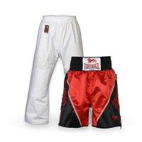 Nohavice a kraťasy pre bojové športy